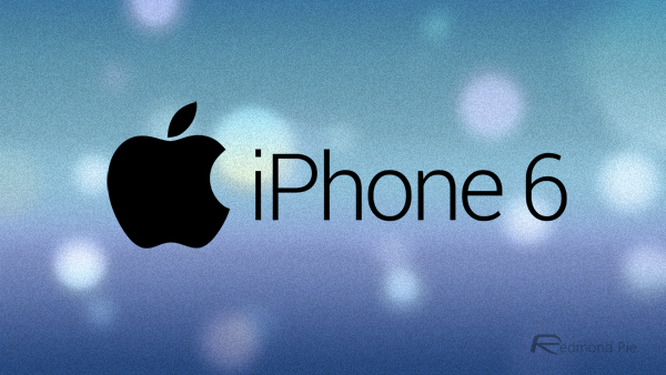 iPhone 6 logo