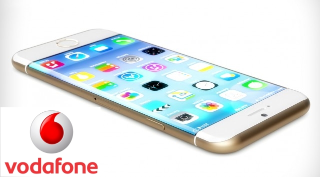 iPhone 6 Vodafone