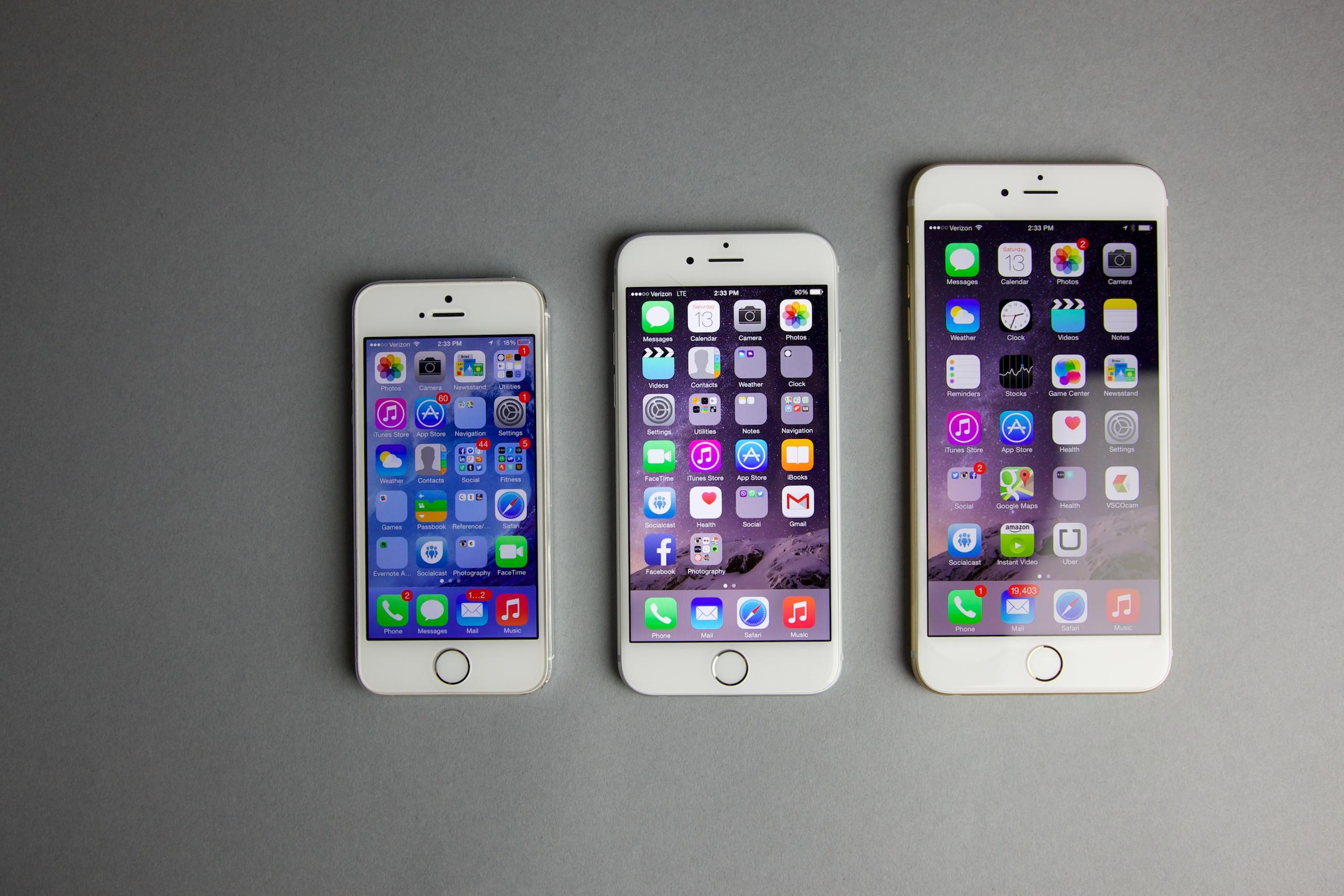 Ios 7 Iphone Wallpaper: Wordt Het Nieuwe IPhone 6 Model Weer Kleiner én Goedkoper