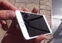 iPhone 6 gebroken scherm